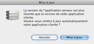 erreur du serveur dans l application ec
